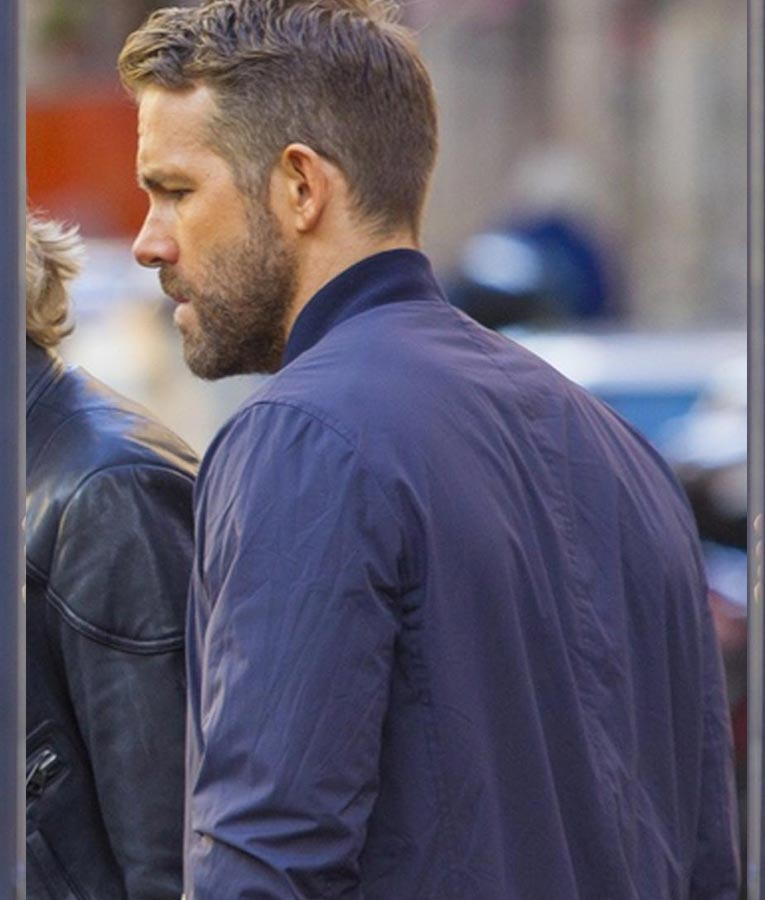 Ryan Reynolds 6 Underground Jacket