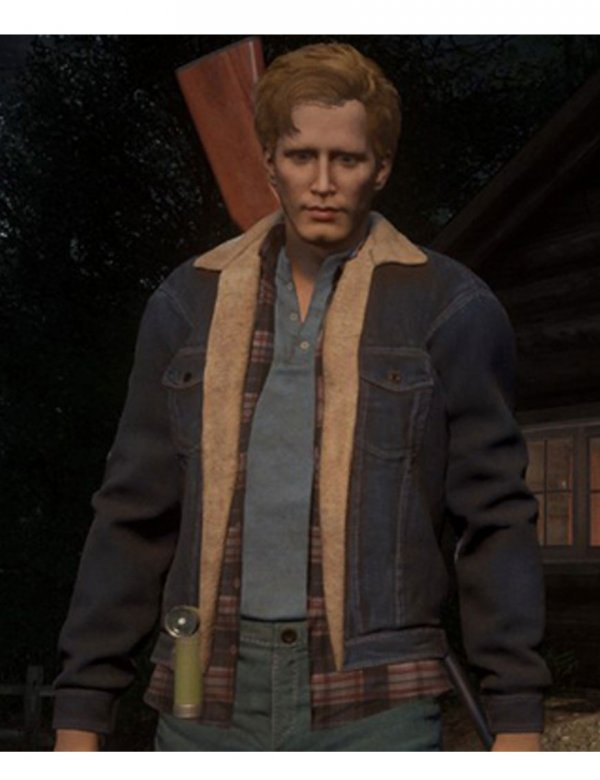 Friday The 13th The Game Jacket