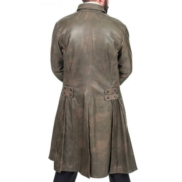 Jamie Fraser Trench Coat Outlander