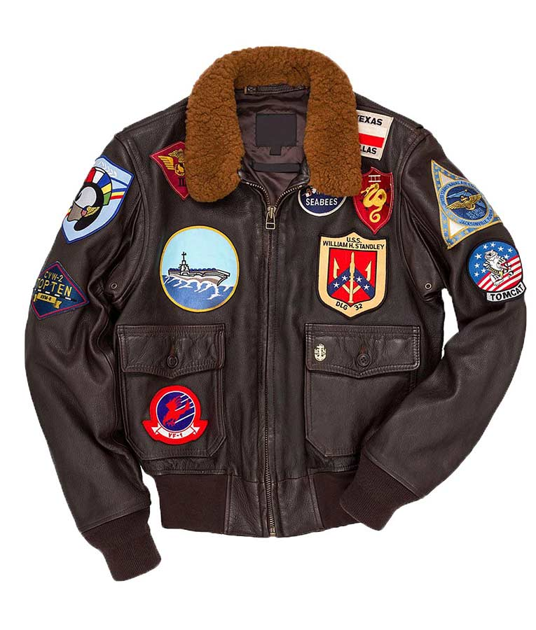 Maverick Top Gun Jacket