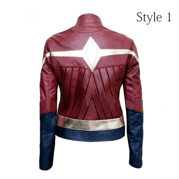 Wonder Woman Casual Jacket