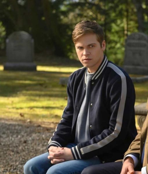 Supernatural Season 15 Varsity Jacket
