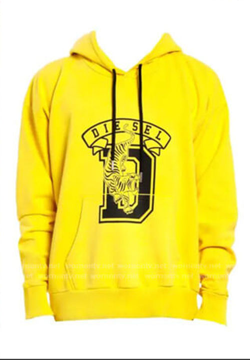 Andre 'Dre' Johnson Black-ish Yellow Diesel Anthony Anderson Hoodie