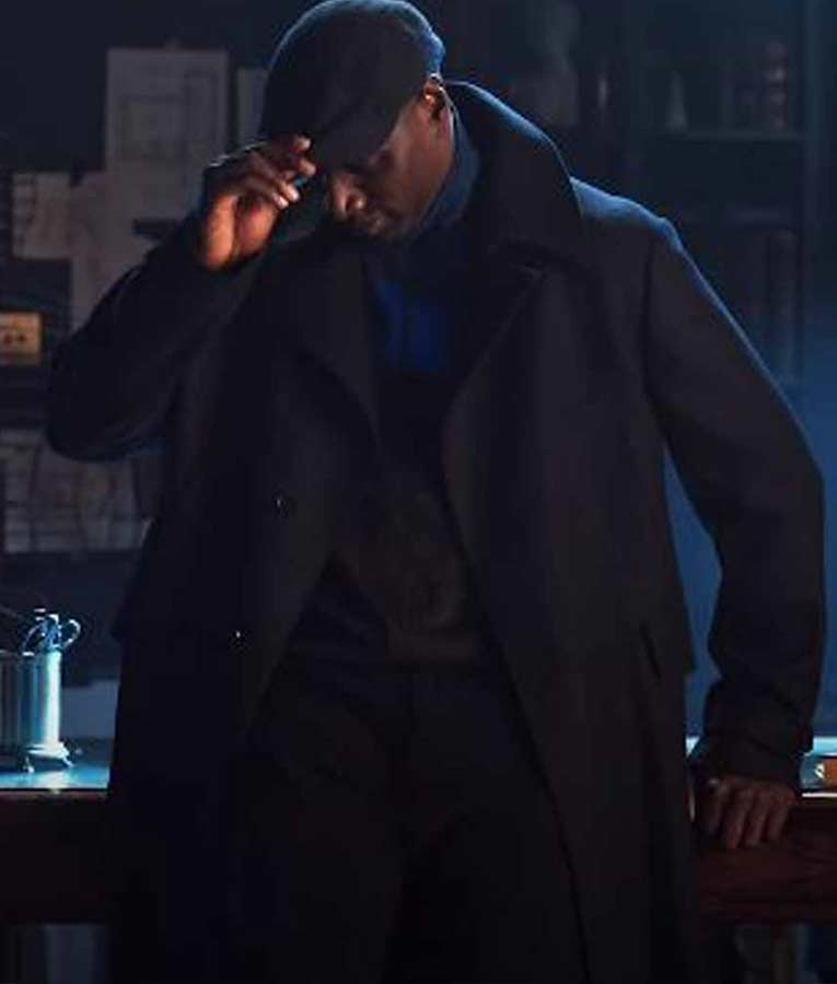 Arsene Lupin Omar Sy Coat