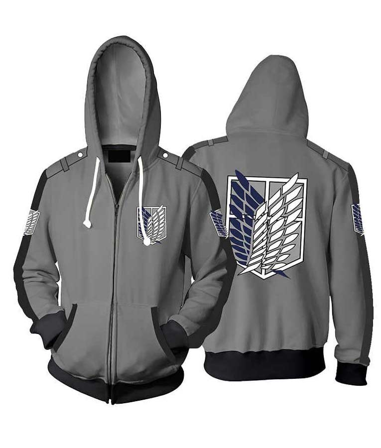 Attack On Titan Legion LogoJacket