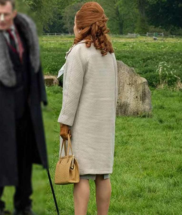 Paloma Faith Pennyworth Bet Sykes Coat