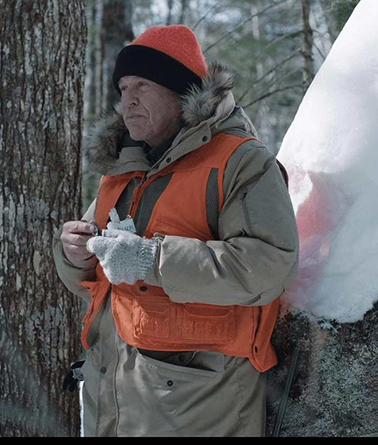 Tom Berenger Blood and Money Parka Coat with Hood