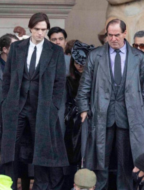 The Batman Bruce Wayne Coat