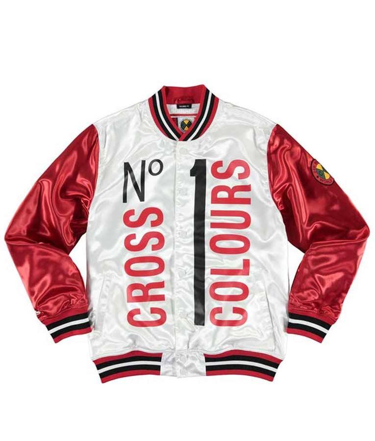 Bruno Mars 24k Satin Jacket