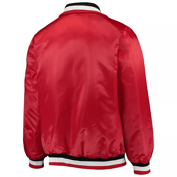Chicago Blackhawks Startrer Varsity Jacket