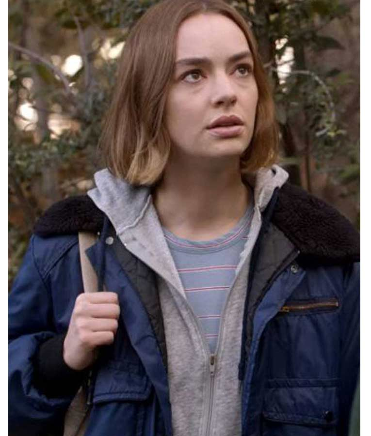 Atypical S04 Brigette Bomber Jacket