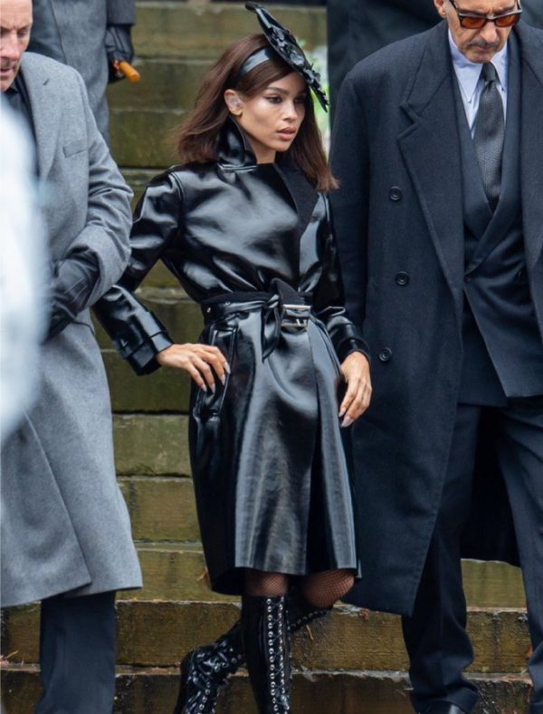 The Batman Zoë Kravitz Coat