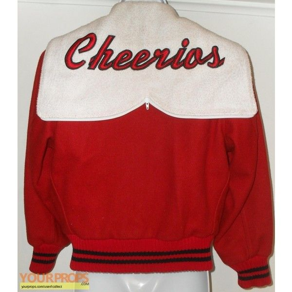 Glee Cheerios Cheerleading Jacket