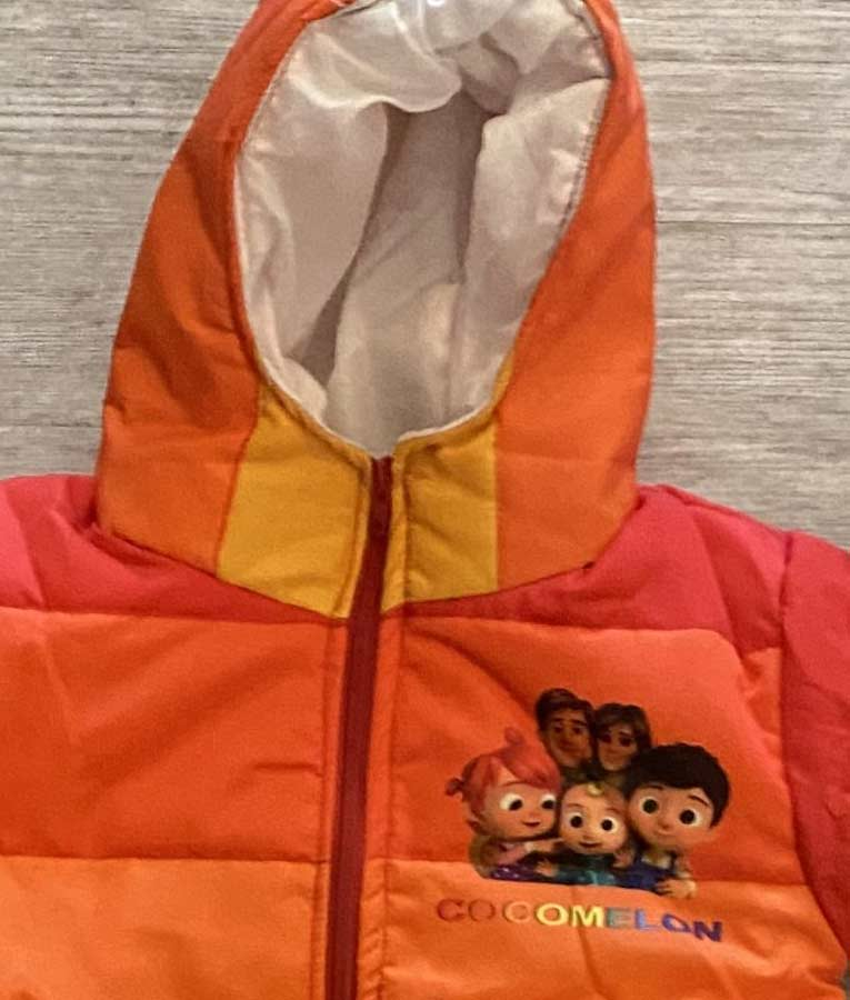 Cocomelon Puffer Jacket