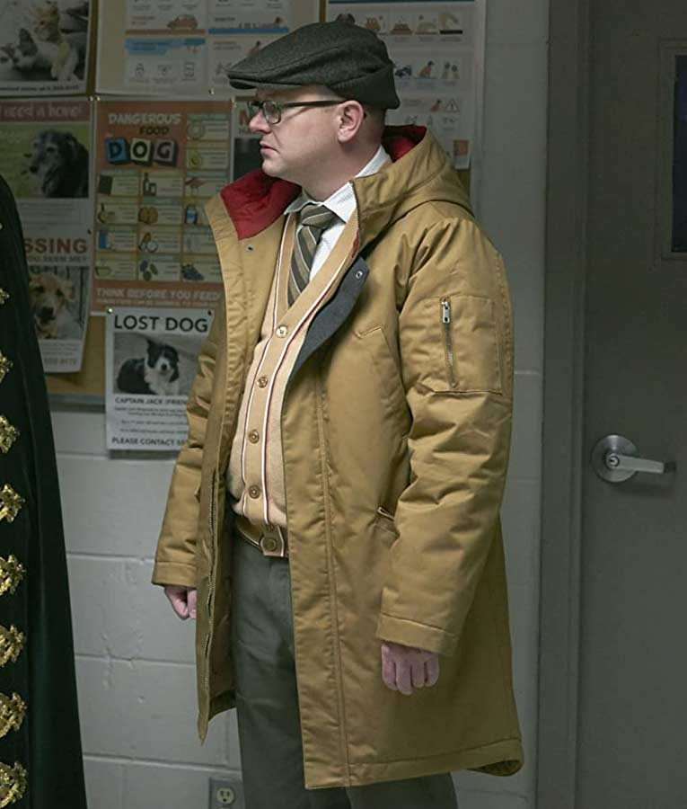 What We Do in the Shadows Colin Robinson Coat