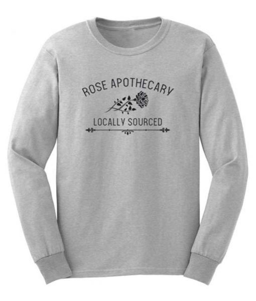 Creek Rose Apothecary Sweatshirt | Rose Apothecary Sweatshirt