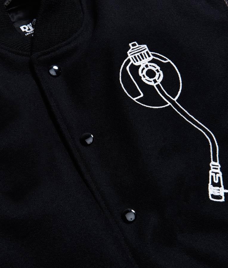 Recording Def Jam Varsirty Jacket