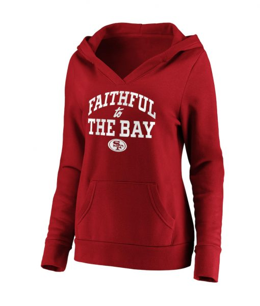 San Francisco 49ers Faithful To The Bay Pulllover Hoodie