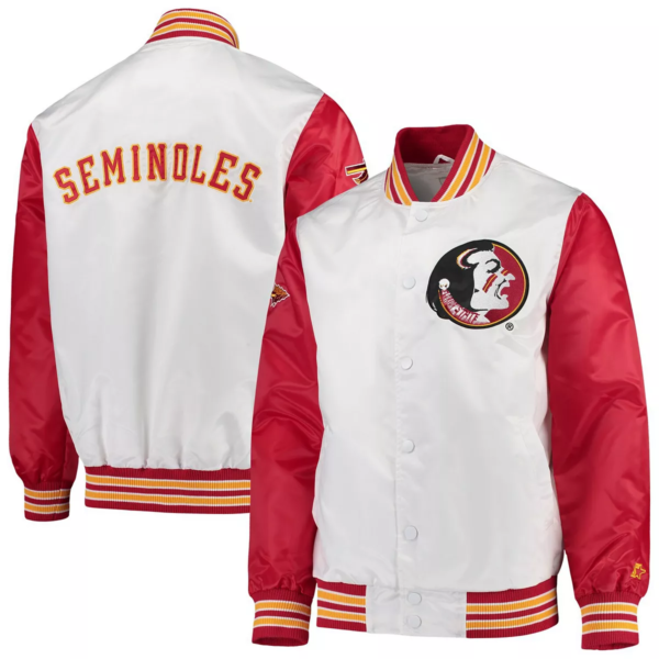 Seminoles The Legend Florida State Full-Snap Jacket