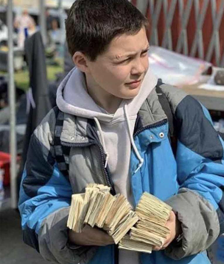 Samaritan Javon 'Wanna' Walton Puffer Jacket
