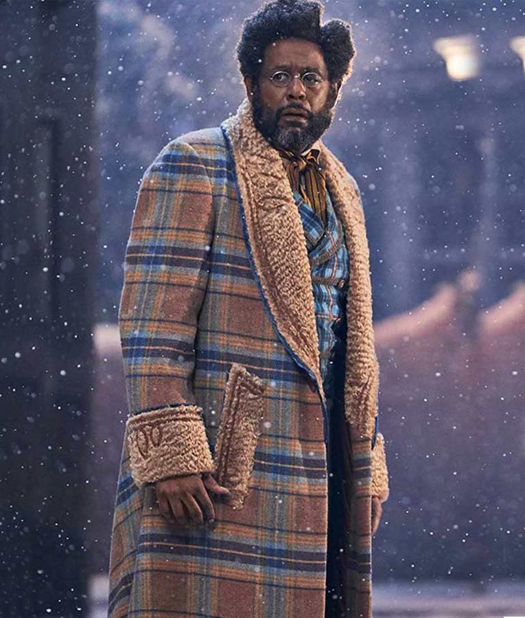Jingle Jangle Forest Whitaker Trench Coat