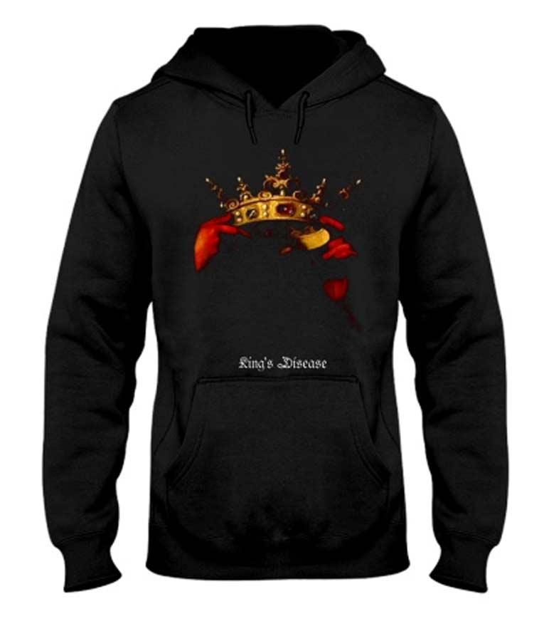 Kings Disease Pullover Hoodie