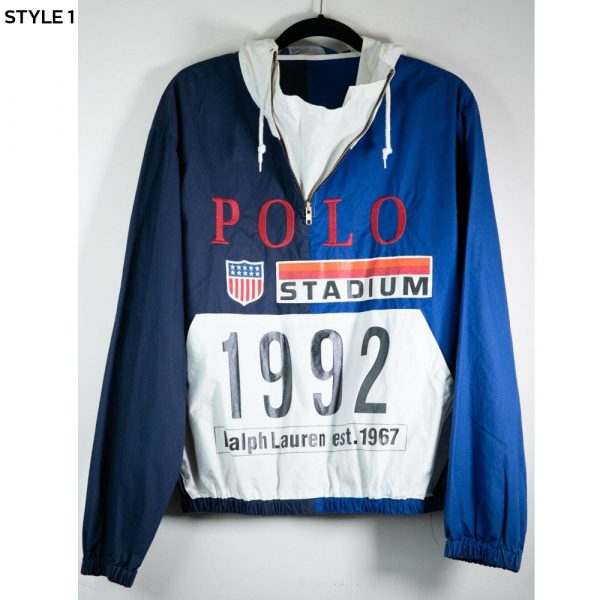 Polo Ralph Lauren's 1992 Stadium