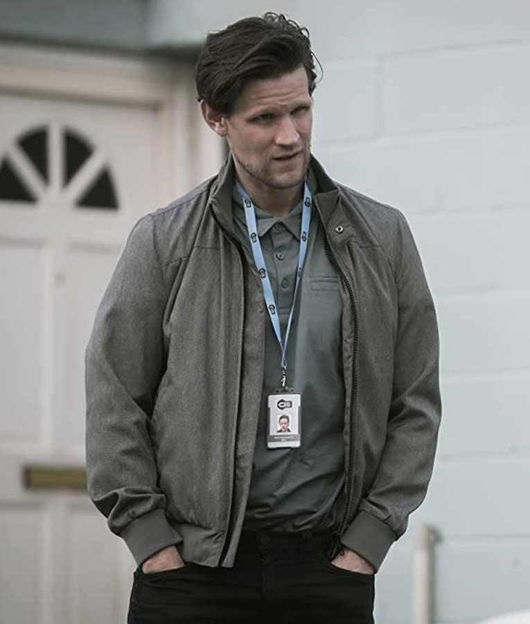 Mark His House Matt Smith Jacket | Matt Smith His House Jacket