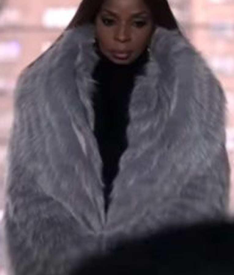 Power Book II Ghost Monet Mary J Blige Fur Coat