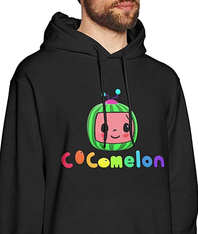 Men's and Women's Cocomelon Pullover Hoodie