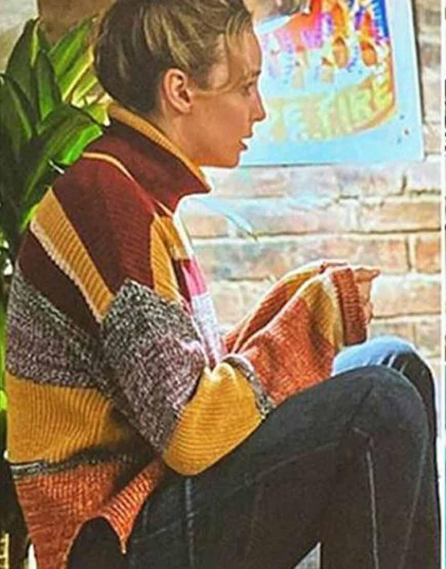 Free Guy Milly Woolen Sweater