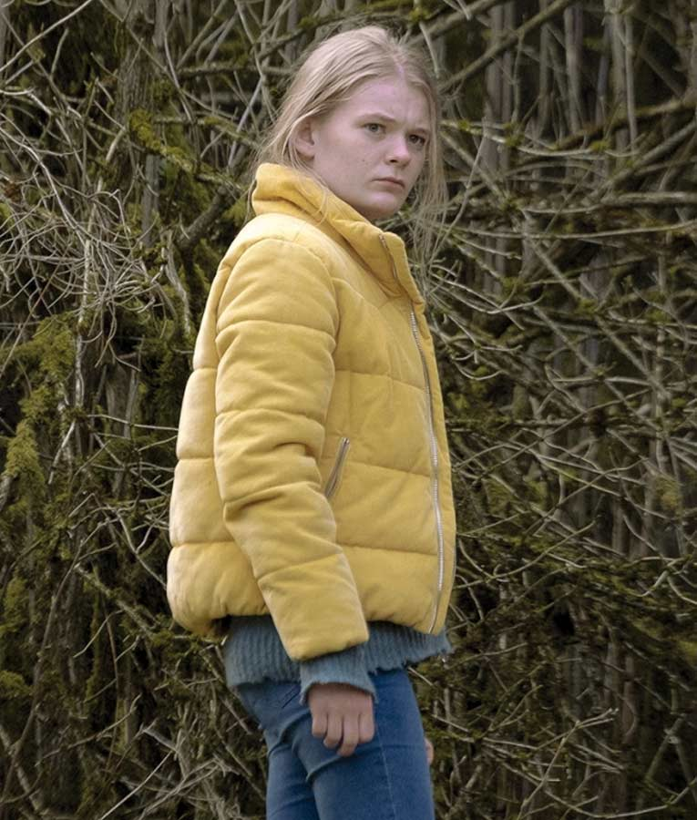 Gro Swantje Kohlhof Yellow Puffer Mona Sleep 2020 Jacket