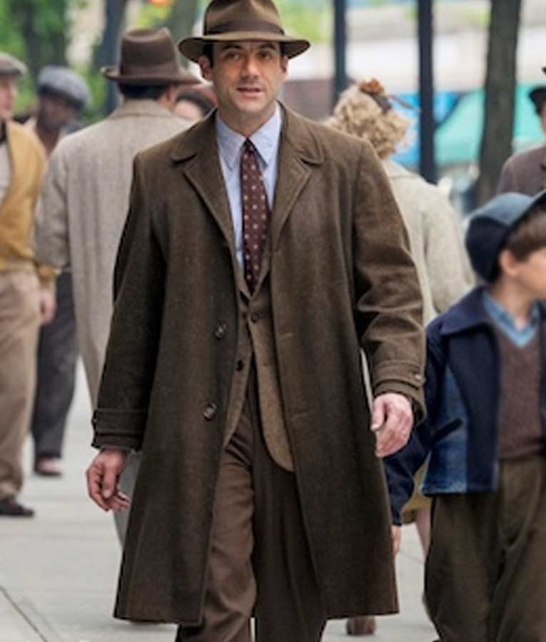 Morgan Spector Trench Coat