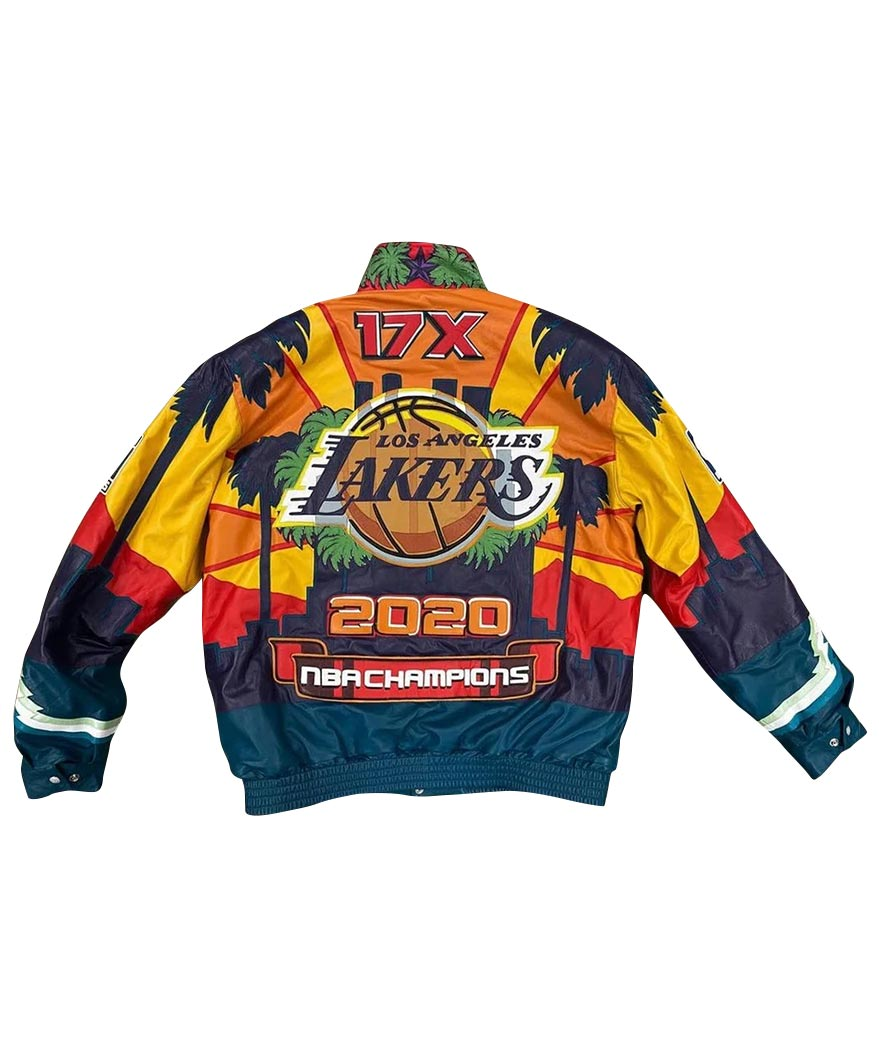 Los Angeles Lakers Championship Jacket