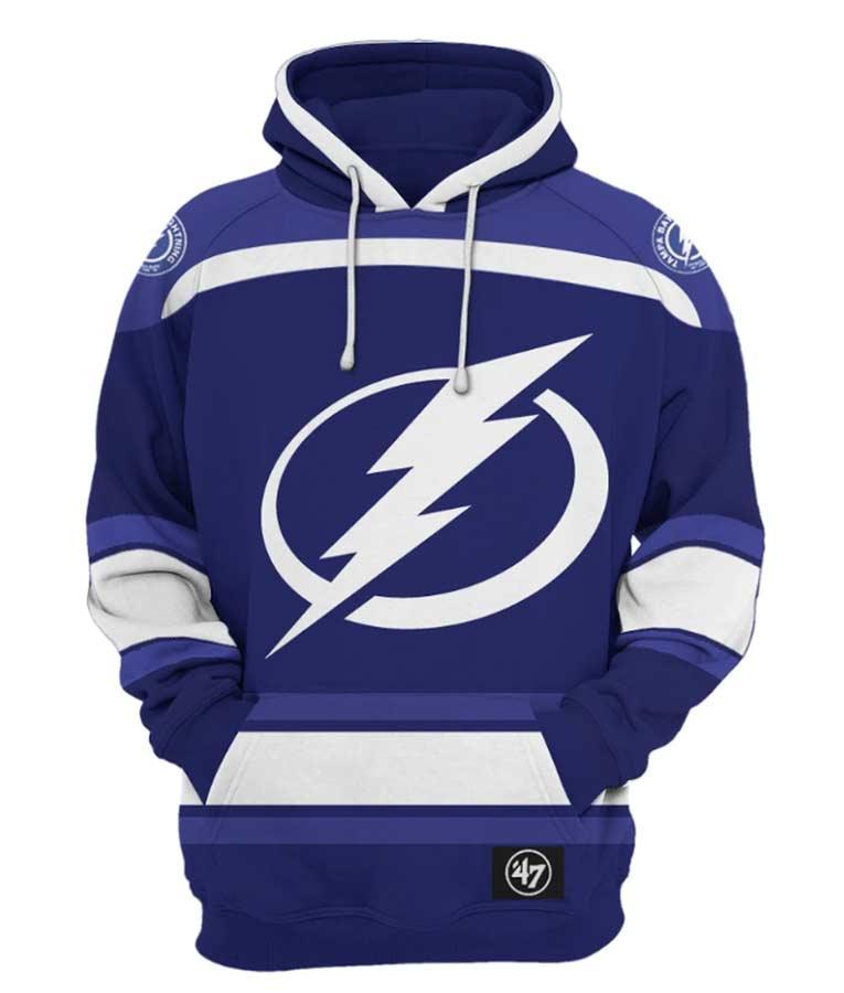 NHL 2020 Tampa Bay Lightning Hoodie