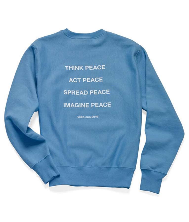 Peace Powe Unisex Crewneck Sweatshirt