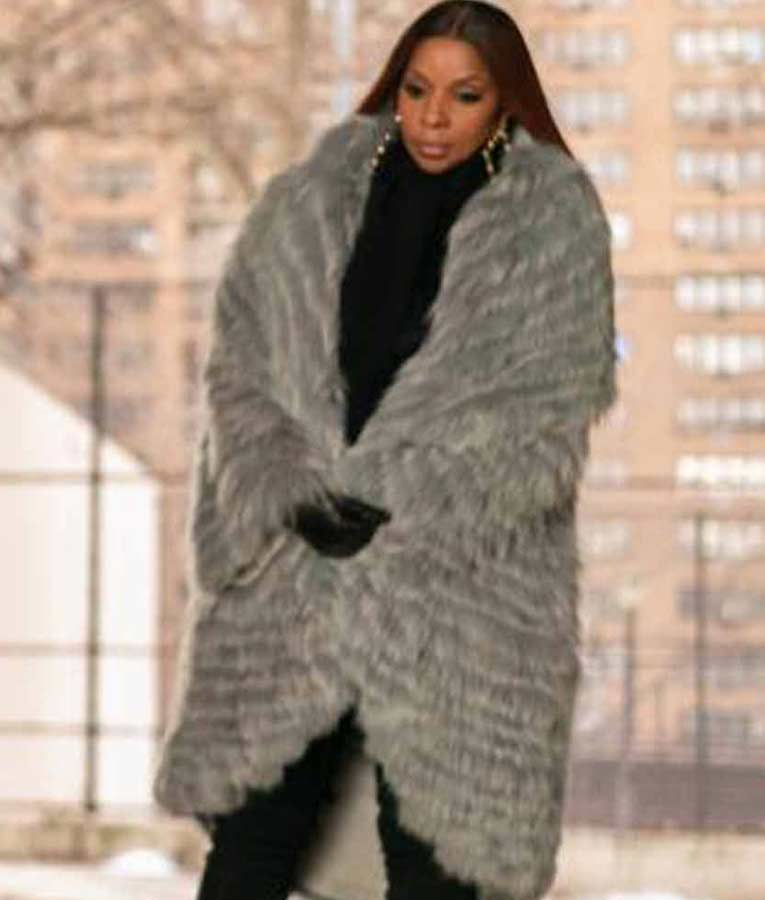 Power Book II Ghost Mary J. Blige Fur Coat