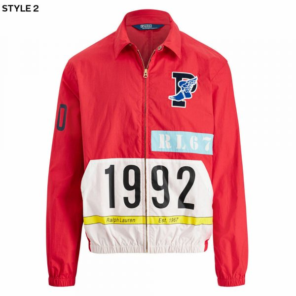 1992 Popover Cotton Jacket
