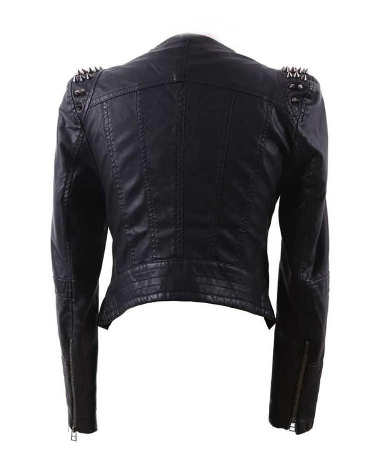 Wendy 's Leather Jacket