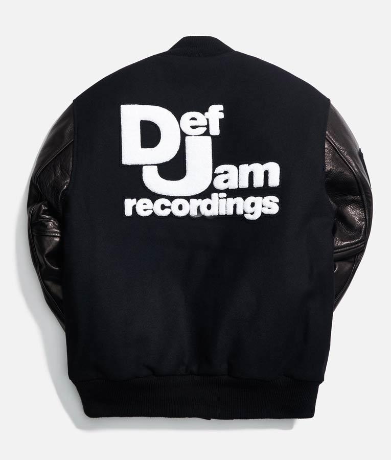 Def Jam Bomber Jacket