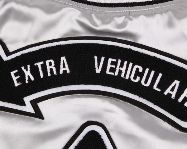 BBC x Majestic Eva Stadium Varisty Jacket Bomber Jacket