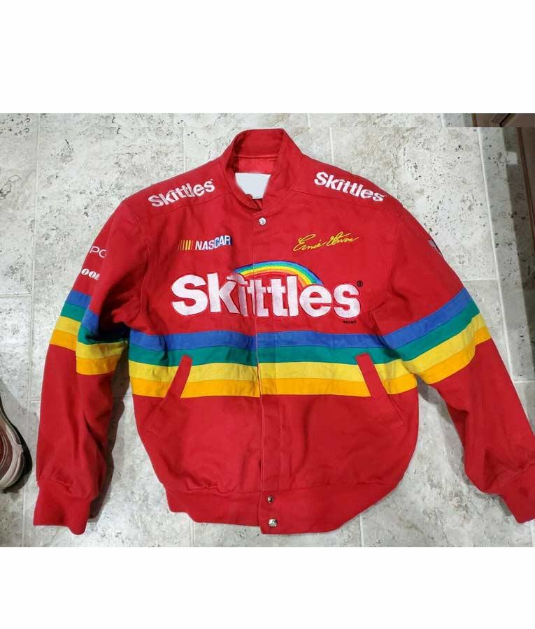 Skittles Racing Bomber