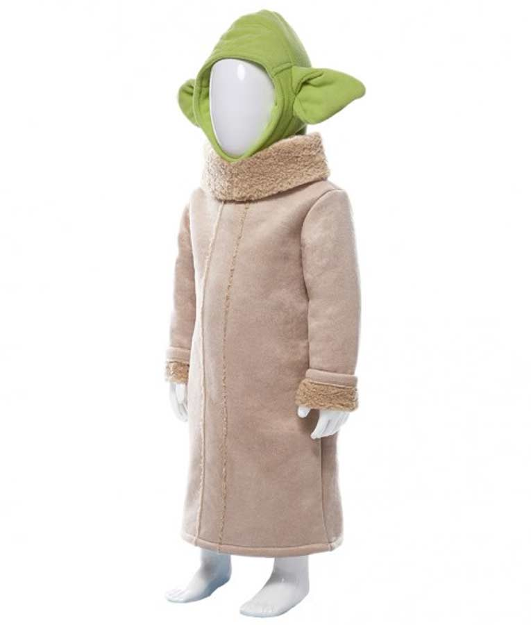Star Wars Baby Yoda The Mandalorian Coat