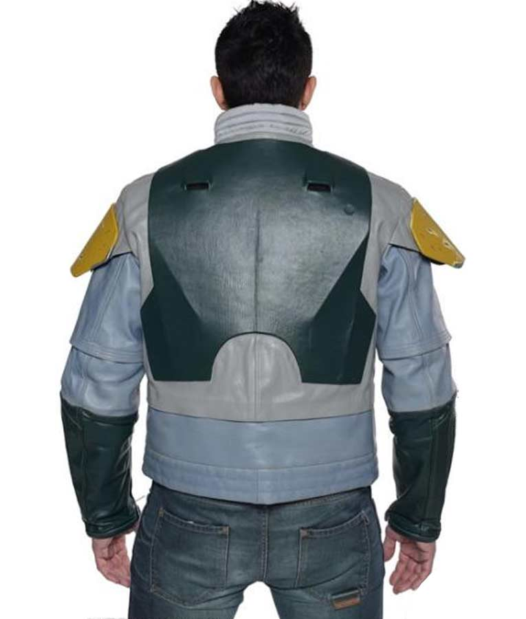 Star Wars The Mandalorian jacket