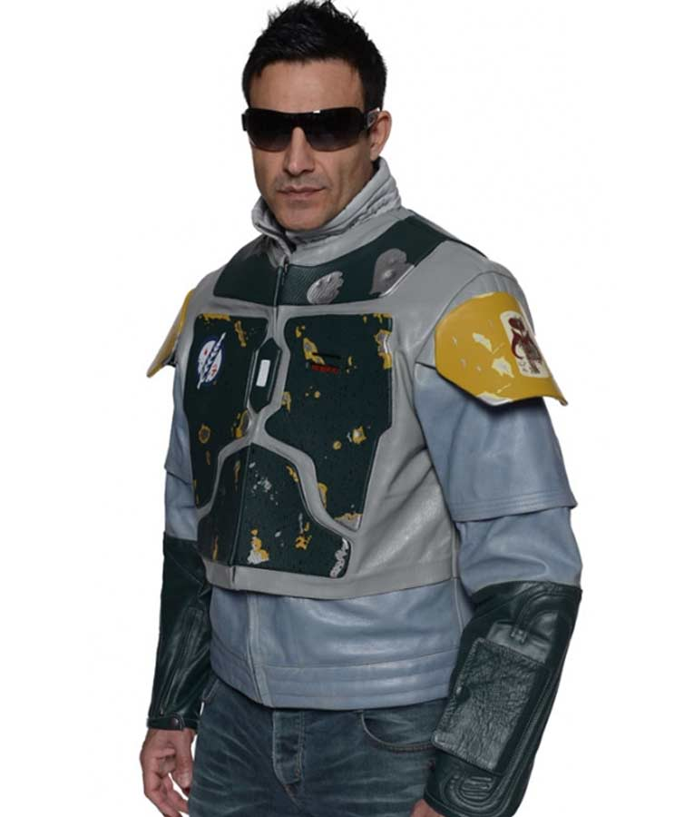 Boba Fett Star Wars The Mandalorian S02 Jacket