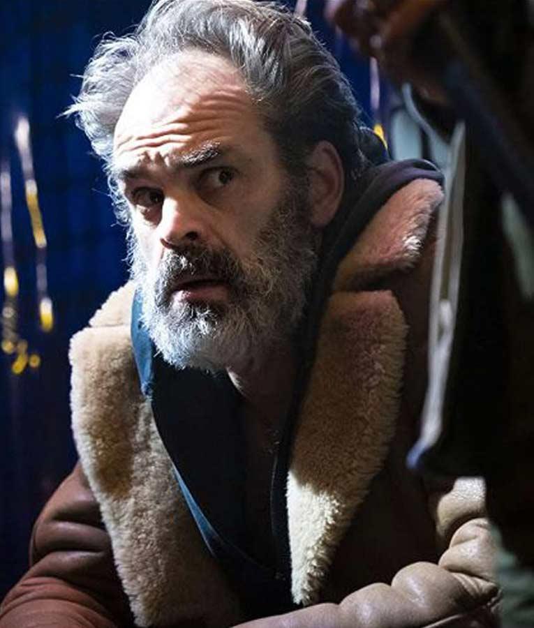 Steven Ogg Snowpiercer Season 02 Coat