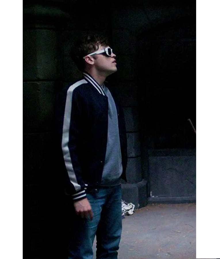 Alexander Calvert Supernatural Season 15 Varsity Jacket