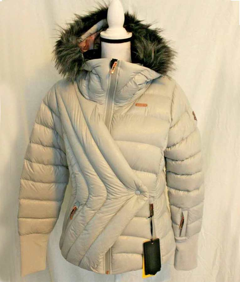 The Lindsey Vonn Hooded Jacket