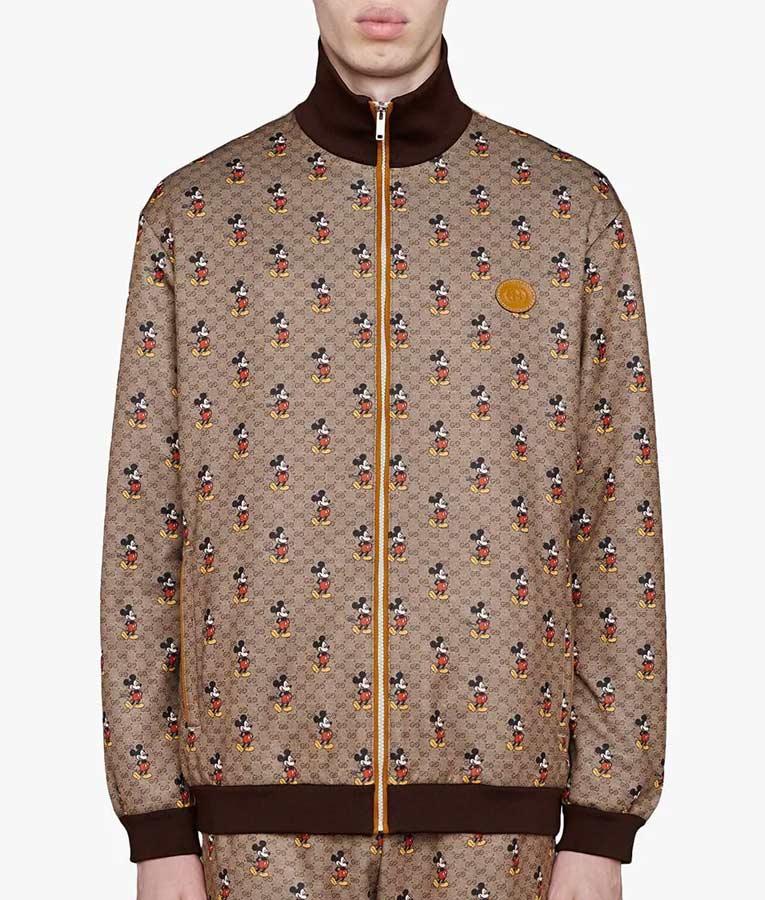 Tamron Hall's Brown Gucci Jacket