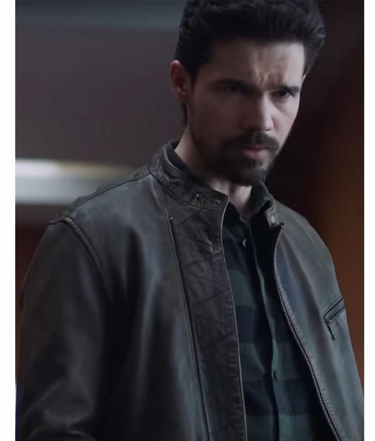 The Expanse S04 Jim Holden Jacket